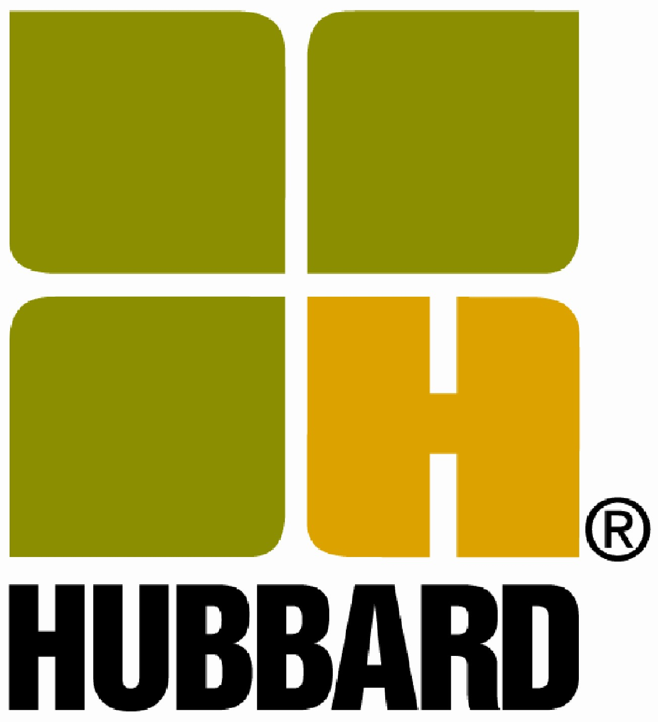 Hubbard Logo Color (with words)