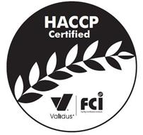 haccp-certified-v-validus-fci-facility-certification-institute-