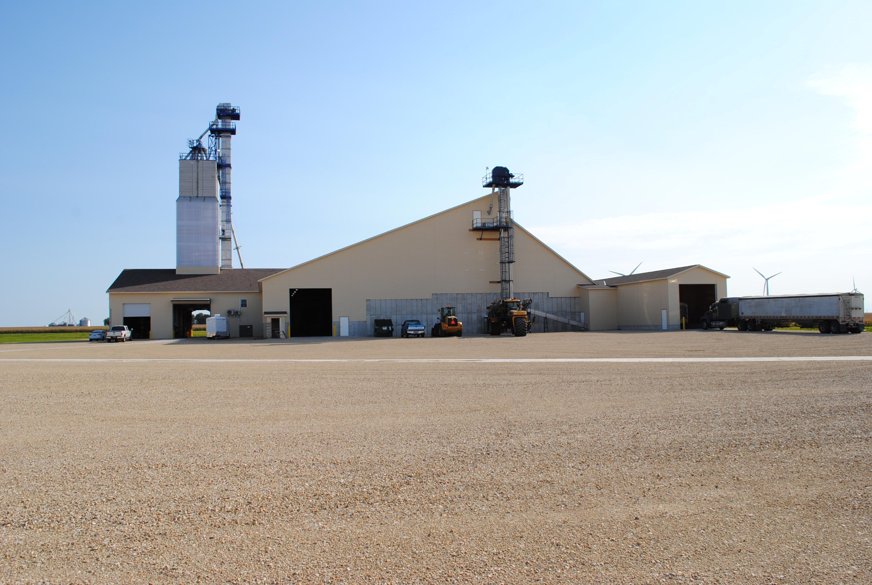 Photo of GMO Dry Fertilizer Plant in Grand Meadow, Minnesota