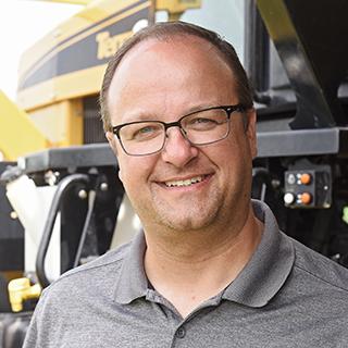 Bryan Lewis, general manager